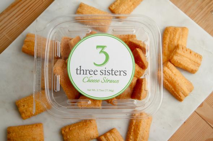 Savory Cheddar Cheese Straws