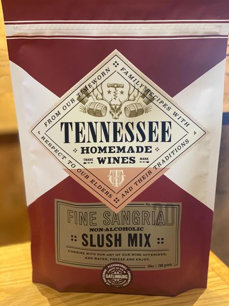 Fine Sangria Slush Mix