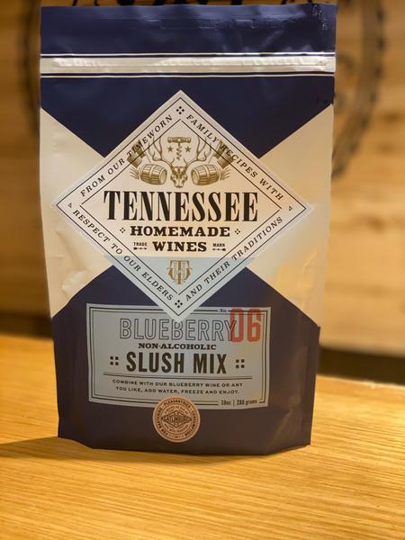 BlueBerry Slush Mix