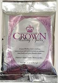 Crown Mulling Spices