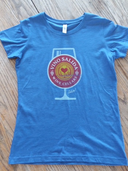 Product Image for Logo T-Shirt- Women's Blue