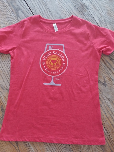 Product Image for Logo T-Shirt- Women's Red
