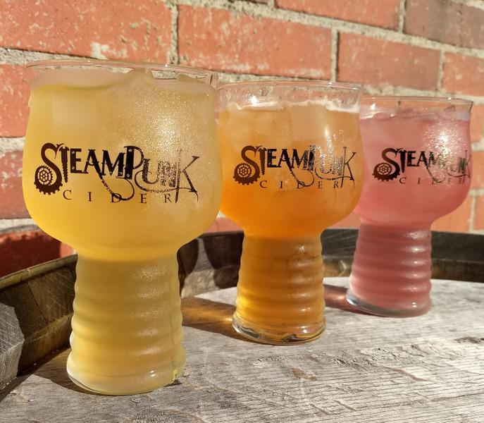SteamPunk Chalice