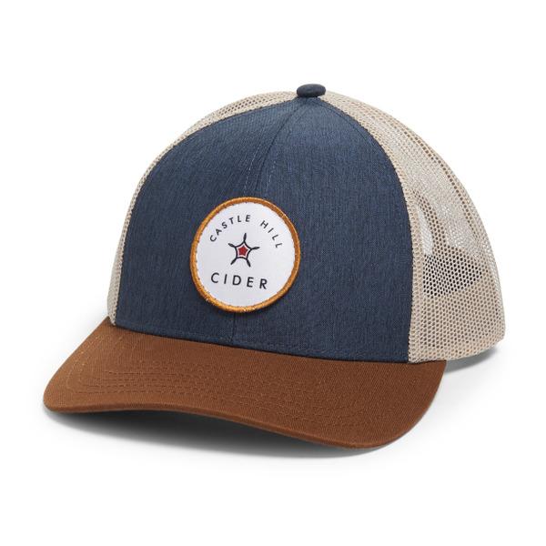 Castle Hill Cider Mesh Logo Hat