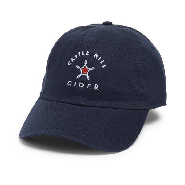 Castle Hill Cider Classic Logo Hat Black