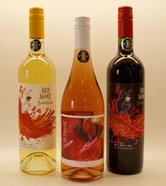Sweet Wine Package