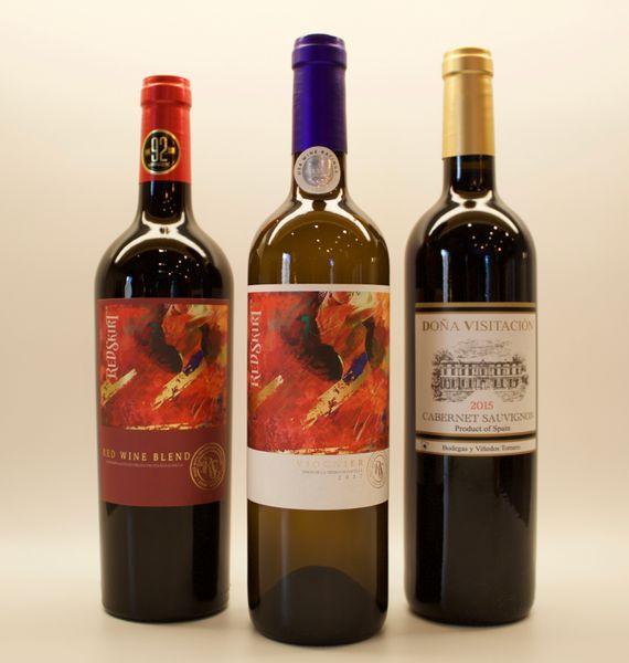 Wine Tasting Package