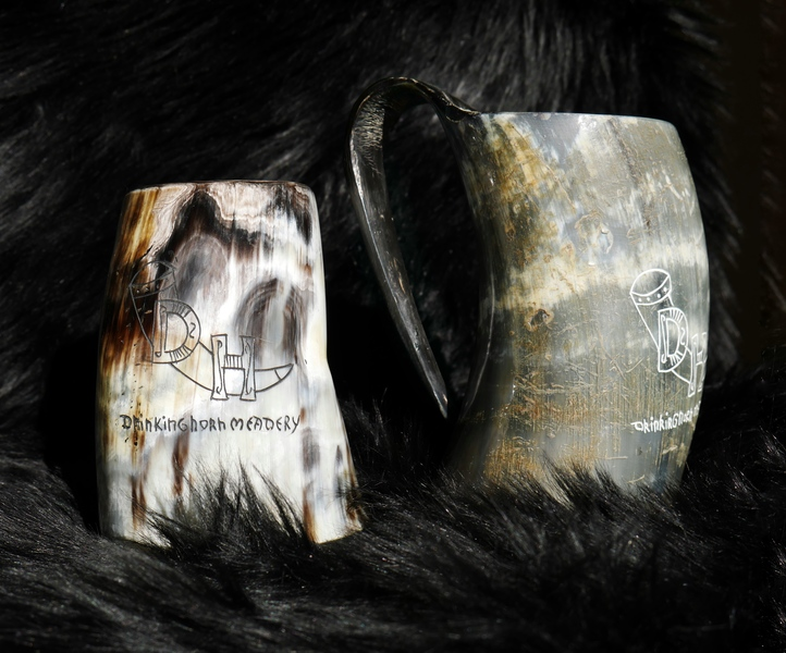 Product Image for Drinking Horn Mug