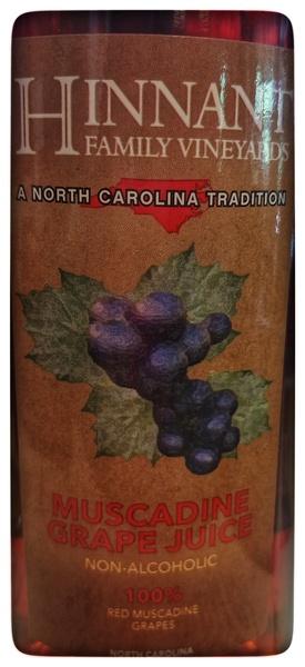 Red Muscadine Grape Juice