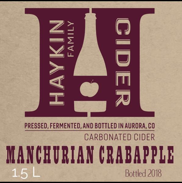 2018 Manchurian Crabapple - MAGNUM