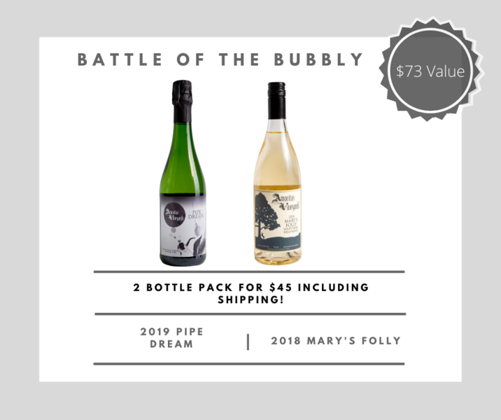 Battle of the Bubbly's