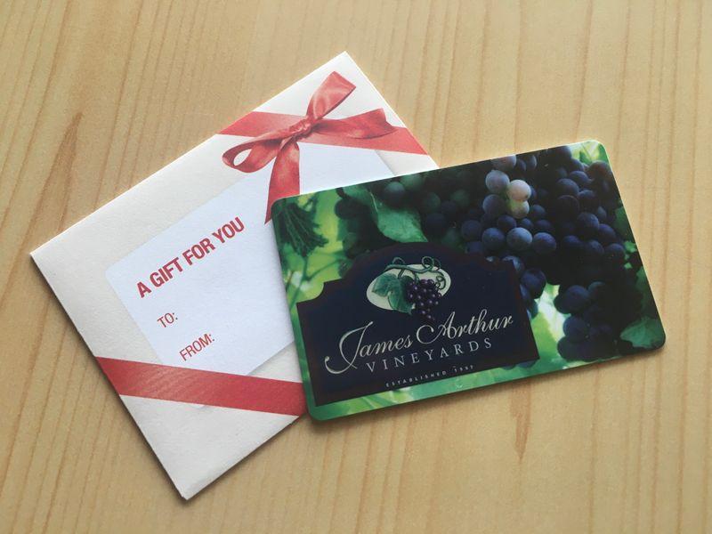 JAV Gift Card ($25)