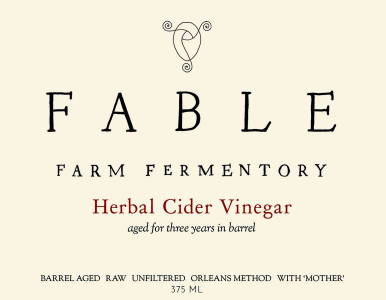 Product Image for 3 Year Herbal Cider Vinegar