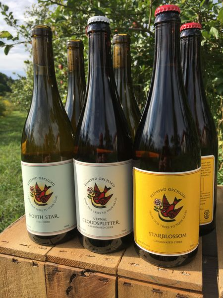 Redbyrd's Biodynamic Guided Tasting Pack - Cider Week Finger Lakes 2020