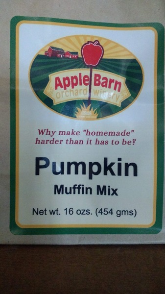 Product Image for Pumpkin Muffin Mix