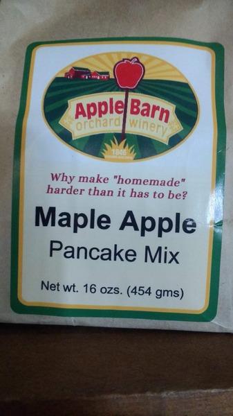 Product Image for Maple Apple Pancake Mix
