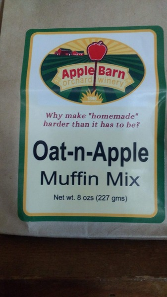 Product Image for Oat-n-Apple Muffin Mix