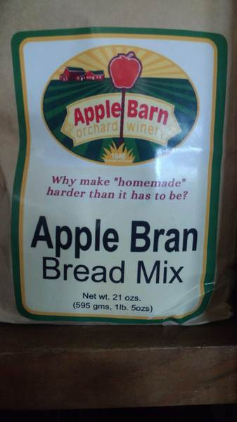 Product Image for Apple Bran Bread Mix
