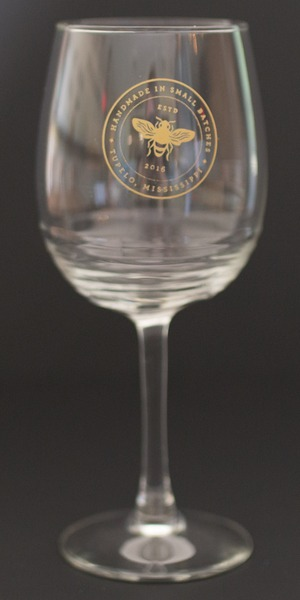 Product Image for Queen's Reward Emblem Glass