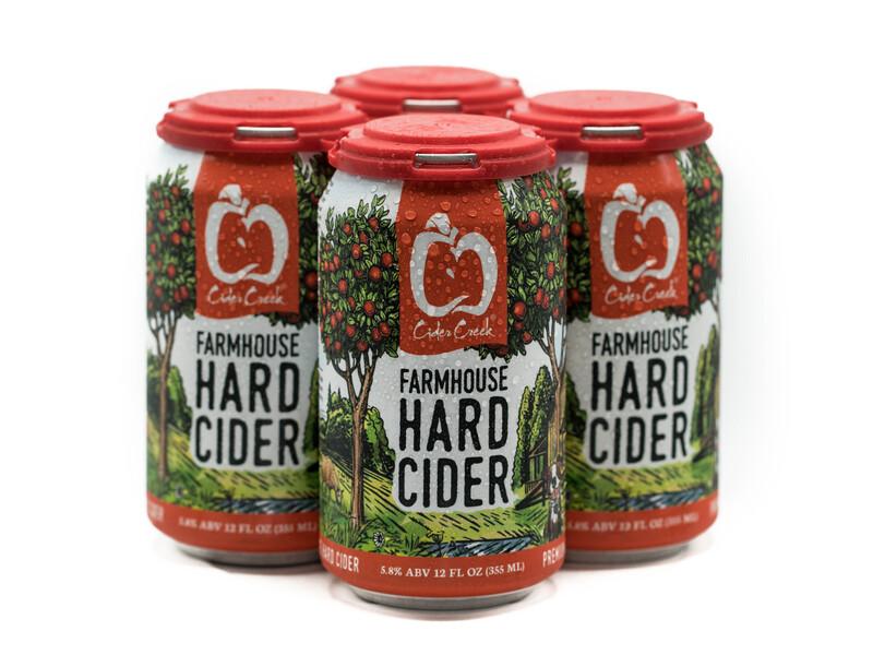 Premium Farmhouse Hard Cider