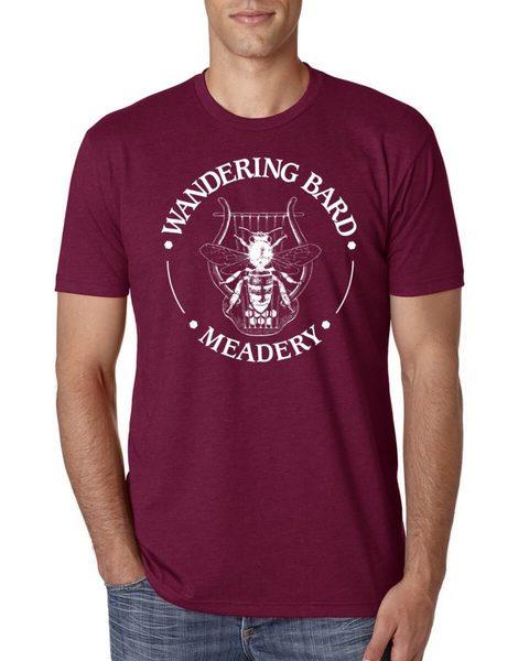 Wandering Bard Logo Shirt