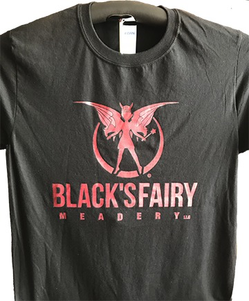 Product Image for Black's Fairy T-Shirt