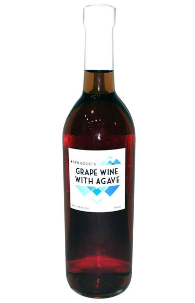 Sprague's Grape Wine With Agave - 3 Pack