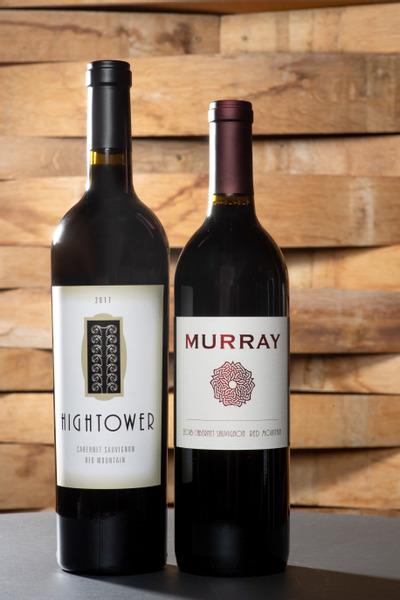 Hightower Cabernet Sauvignon and Murray Cabernet Sauvignon