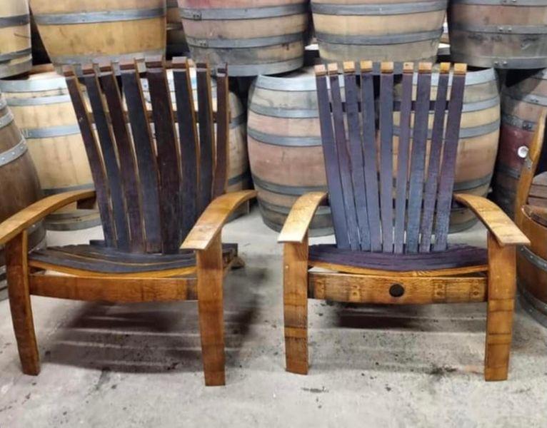 Adirondack Chairs - 2