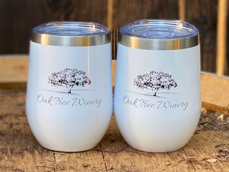 OTW Insulated Wine Tumbler - 12oz (2 Pack)