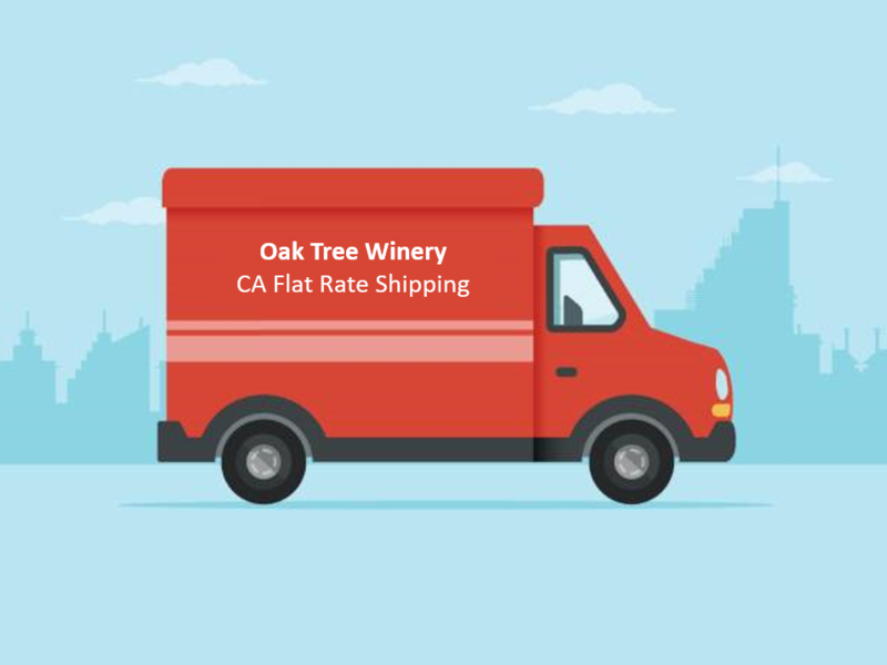 Holiday Basket CA Shipping - Flat Rate