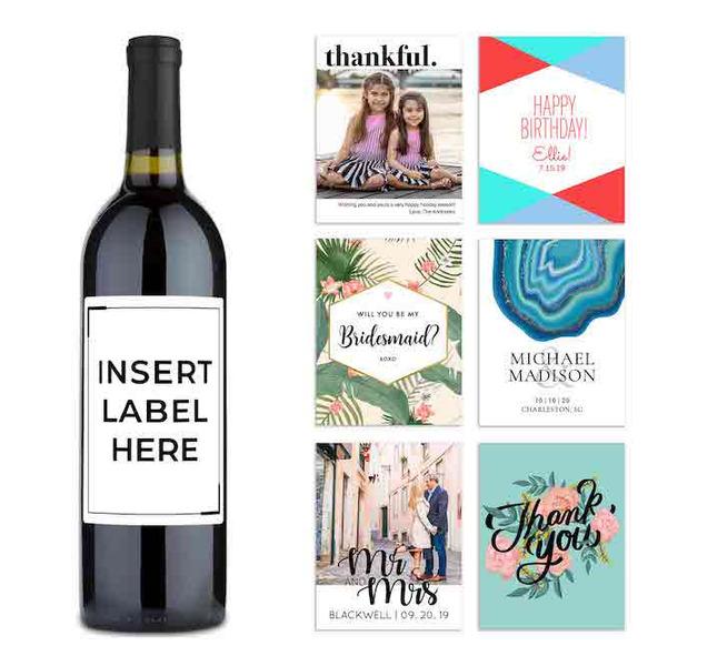 Custom Branded Labels