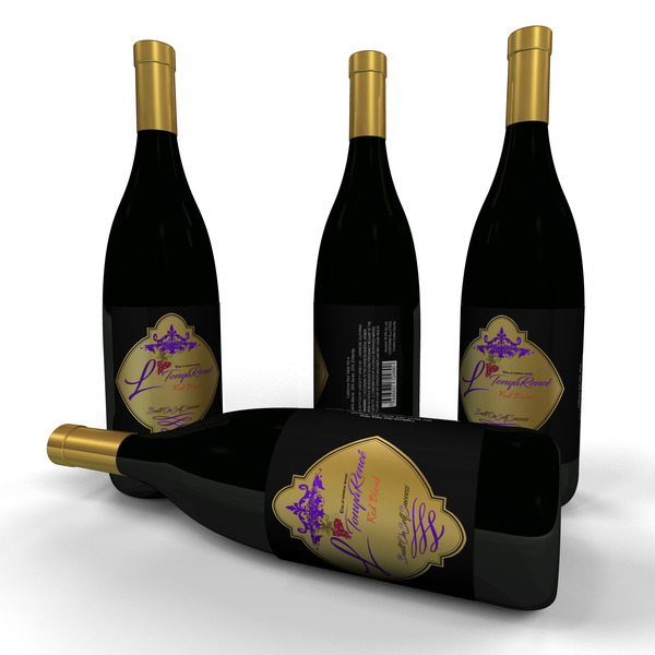 L'Tonya Red Blend, 3 Bottle Pack