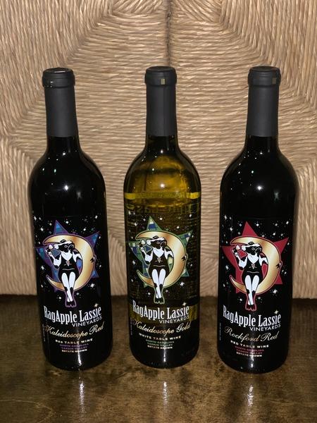 Shop Ragapple Lassie Wine - Vineyard-by-pack-a-rack