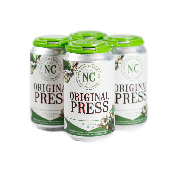 Original Press - 12 Cans