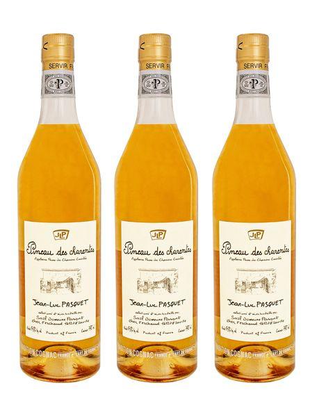Pineau Des Charentes Jean-Luc Pasquet 3-Pack Bundle