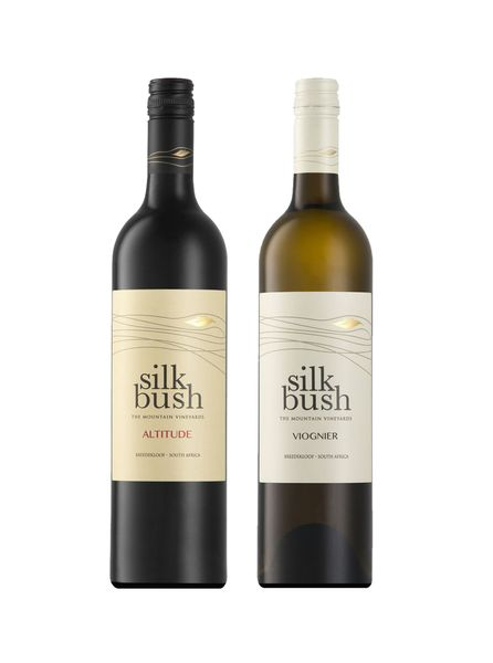 Silk Bush South African Wine 4-Pack Bundle