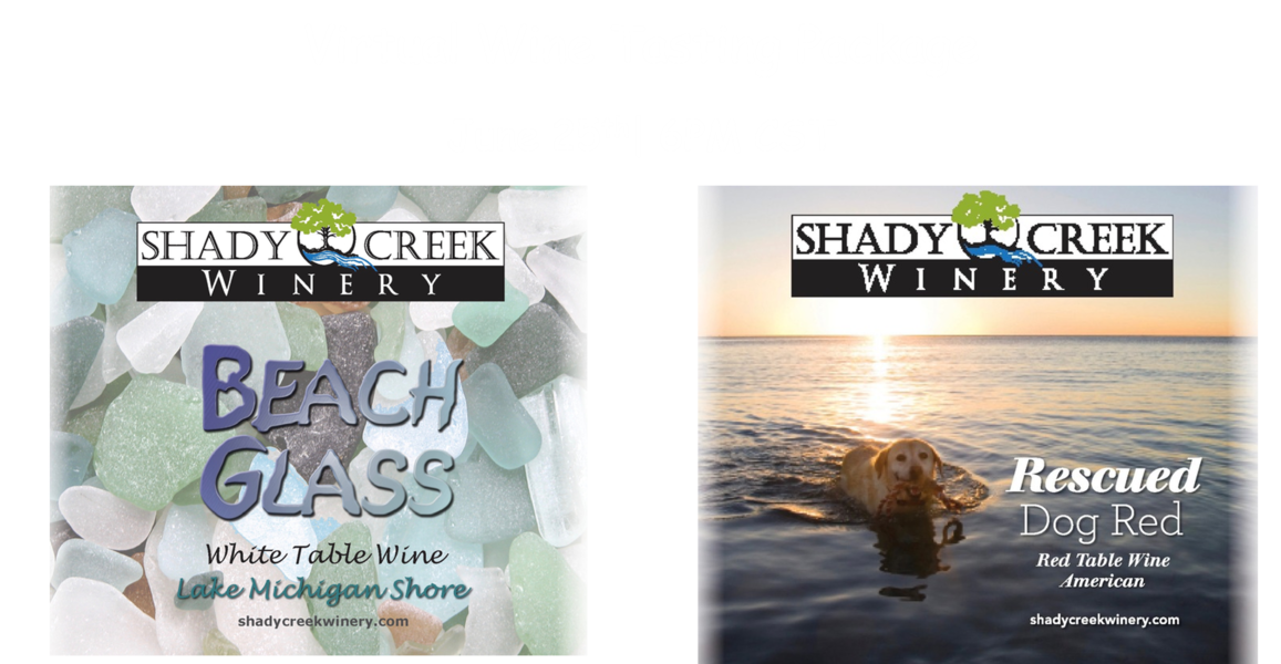 Virtual Tasting Ticket June 25th