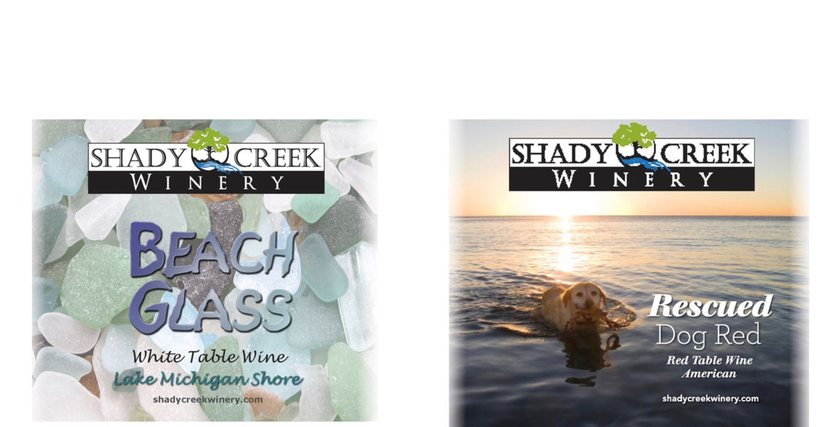 Virtual Tasting Ticket June 4th