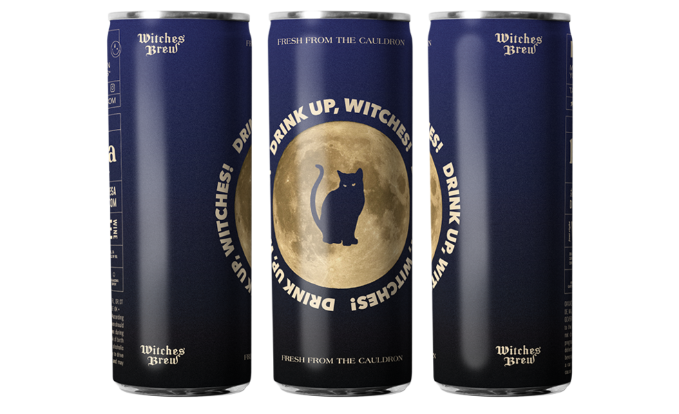 Witch's Brew White Wine by Eliqs x Besa - 8 Pack
