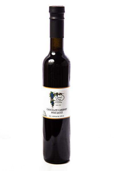 Product Image - Chocolate Cabernet Wine Sauce (375 mL)