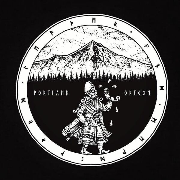 Product Image for PNW Viking Shirt - Small
