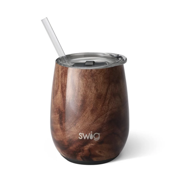 Product Image for Black Walnut 14oz Stemless Wine Cup