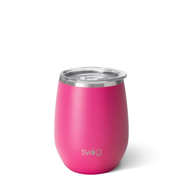 Product Image for Swig Matte Hot Pink 14 oz