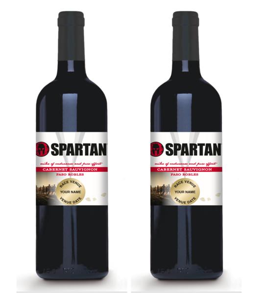 Spartan Cabernet Sauvignon - 2 pack