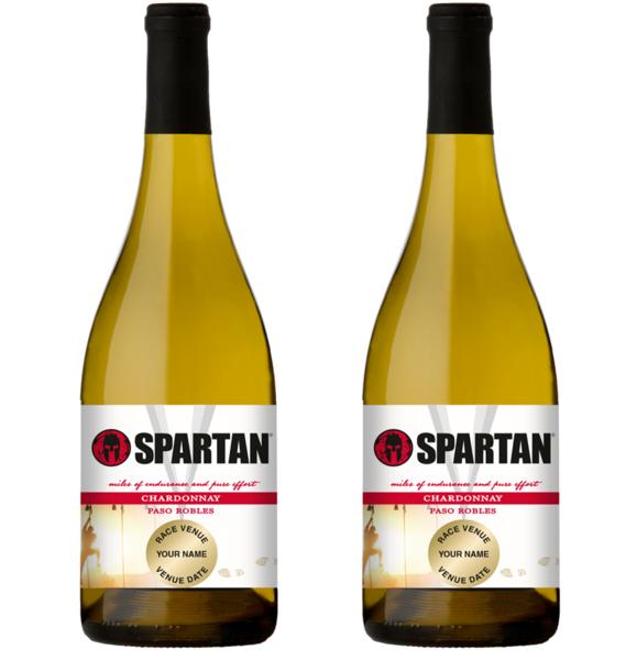 Spartan Chardonnay - 2 pack