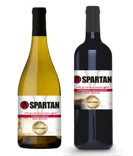 Spartan Cabernet & Chardonnay - 2 Pack