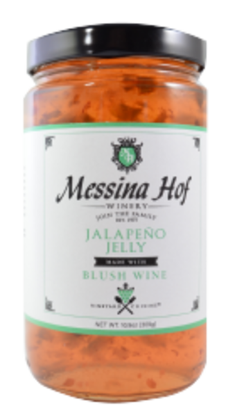 Blush Jalapeno Jelly