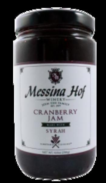 Cranberry Syrah Jam
