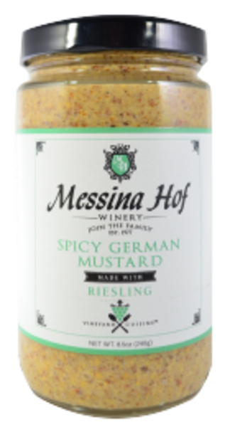 Riesling Spicy Mustard